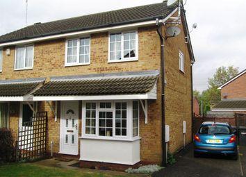 Thumbnail 3 bedroom property to rent in Flamborough Close, Woodston, Peterborough