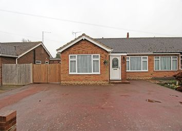 Thumbnail 3 bed semi-detached bungalow to rent in Chegworth Gardens, Sittingbourne