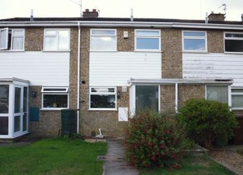 Thumbnail 2 bed terraced house to rent in Shawbury Close, Lincoln