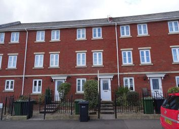 Thumbnail 4 bed town house to rent in Royal Crescent, Exeter