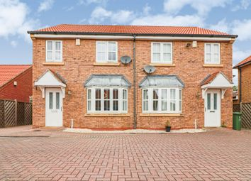 Thumbnail 3 bed semi-detached house for sale in Cornflower Close, Healing Grimsby