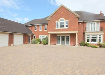 Thumbnail 5 bed detached house for sale in Hall Road East, Crosby, Liverpool