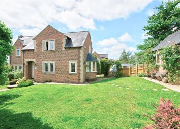 Thumbnail 4 bed detached house for sale in School Hill, Brinkworth, Chippenham