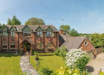 Thumbnail 4 bed detached house for sale in Victoria Road, Woodhouse Eaves, Leicestershire