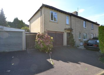 Thumbnail 5 bedroom semi-detached house for sale in The Oval, Bath, Somerset