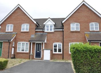 Thumbnail 2 bed terraced house to rent in Ashclyst View, Broadclyst, Exeter