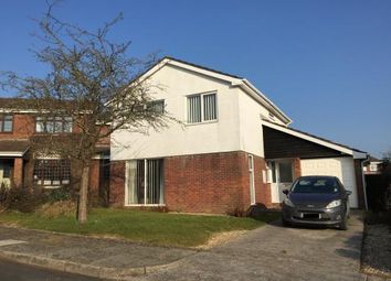 Thumbnail 4 bedroom detached house to rent in Priory Oak, Brackla, Bridgend
