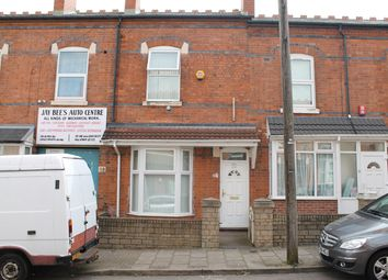 Thumbnail 3 bedroom terraced house for sale in Alfred Road, Handsworth, Birmingham