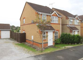 Thumbnail 3 bed detached house for sale in Merlin Avenue, Bolsover, Chesterfield