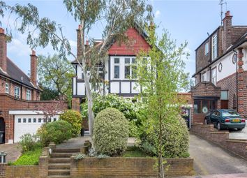Thumbnail 5 bed detached house for sale in Beech Drive, East Finchley, London