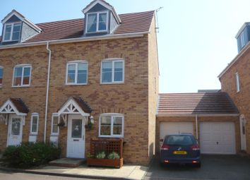 Thumbnail 4 bed property to rent in Minerva Close, Ancaster, Grantham