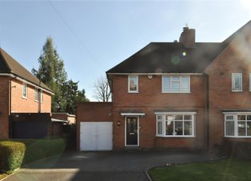 Thumbnail 3 bed semi-detached house for sale in Meadow Brook Road, Bournville Village Trust, Northfield, Birmingham
