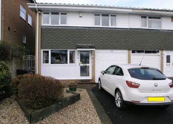 Thumbnail 4 bed semi-detached house for sale in Romsley Close, Halesowen
