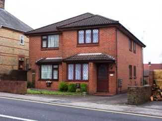 Thumbnail 1 bedroom terraced house to rent in Sea View Road, Parkstone, Poole