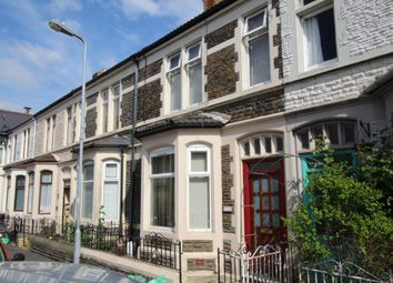 Thumbnail 3 bedroom terraced house for sale in Carlisle Street, Splott, Cardiff