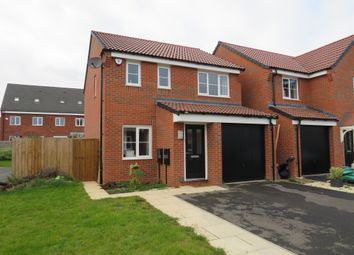 Thumbnail 3 bed detached house for sale in Defiant Close, Hucknall, Nottingham