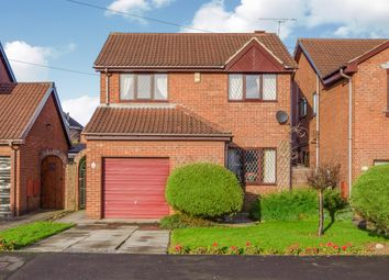 Thumbnail 3 bed detached house for sale in Pinefield Road, Barnby Dun, Doncaster