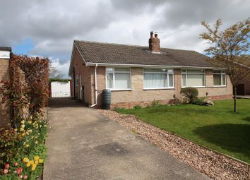 Thumbnail 2 bed semi-detached bungalow for sale in Larkfield Road, Harrogate