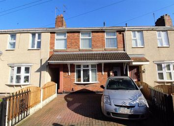 Thumbnail 4 bed terraced house for sale in Albany Crescent., Millfields Estate, Bilston