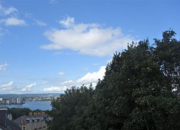 Thumbnail 2 bed flat to rent in St. Augustines Road, Penarth