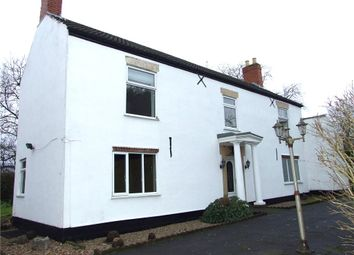 Thumbnail 4 bedroom detached house for sale in Storthfarm House, School Lane, South Normanton