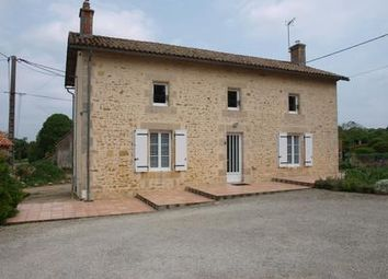 Thumbnail 4 bed property for sale in Champagne-St-Hilaire, Vienne, France