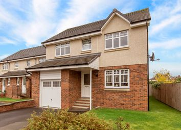 Thumbnail 4 bed detached house for sale in Wood Street, Grangemouth