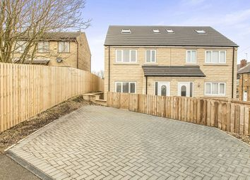 Thumbnail 3 bedroom semi-detached house for sale in Mill Lane, East Ardsley, Wakefield