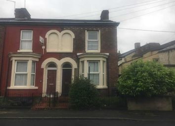 Thumbnail 2 bedroom end terrace house for sale in 2 Viola Street, Bootle, Merseyside