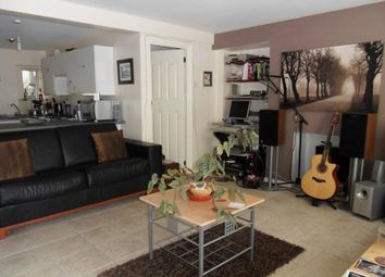 Thumbnail Studio to rent in Basement Flat, St Helen's Avenue, Swansea.