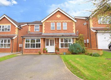 Thumbnail 4 bed detached house for sale in Osprey Drive, Uckfield