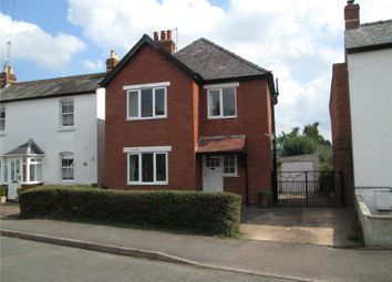 Thumbnail 3 bed detached house for sale in Camp Road, Ross-On-Wye, Herefordshire