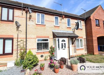 Thumbnail 2 bedroom terraced house for sale in The Croft, Lowestoft