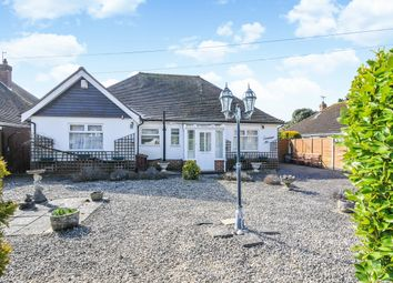 Thumbnail 2 bedroom detached bungalow for sale in Tudor Close, Middleton On Sea