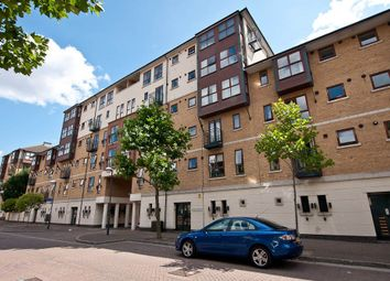 Thumbnail 2 bed flat to rent in Drake Hall, Wesley Avenue, London