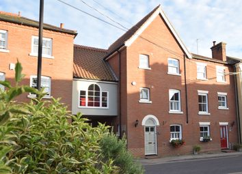 Thumbnail 4 bed town house for sale in Cumberland Street, Woodbridge