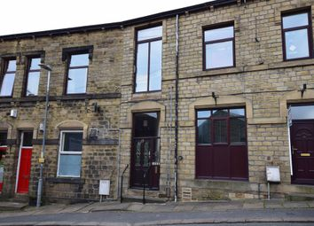 Thumbnail 1 bed flat to rent in Station Road, Slaithwaite, Huddersfield