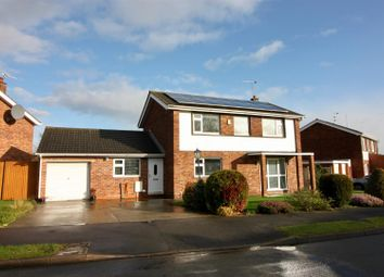 Thumbnail 4 bed detached house for sale in Park Crescent, Retford