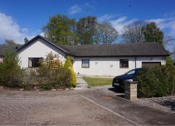 Thumbnail 3 bed detached bungalow for sale in Wallace Court, Dingwall
