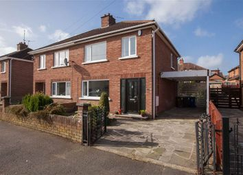 Thumbnail 3 bedroom semi-detached house for sale in 53, Sharman Road, Belfast
