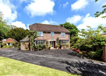 Thumbnail 4 bed detached house for sale in Fairfield Close, Lymington, Hampshire
