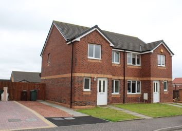 Thumbnail 3 bed semi-detached house to rent in Kincardine Square, Garthamlock