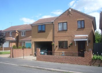 Thumbnail 5 bed detached house for sale in Carling Avenue, Worksop