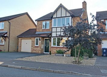 Thumbnail 4 bed detached house for sale in Brampton, Huntingdon, Cambridgeshire