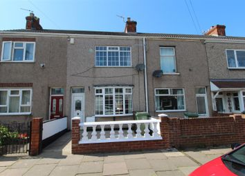 Thumbnail 2 bed terraced house for sale in Blundell Avenue, Cleethorpes