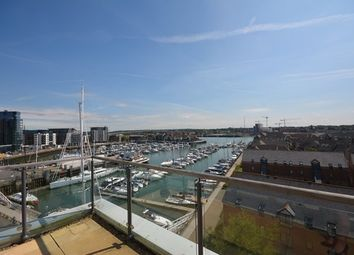 Thumbnail 2 bedroom flat for sale in Sapphire Court Ocean Way, Ocean Village, Southampton