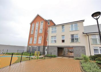 Thumbnail 2 bed flat for sale in Jefferson Avenue, Hamworthy, Poole
