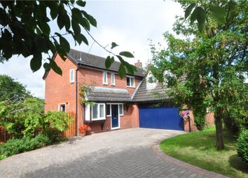 Thumbnail 5 bed detached house for sale in The Beeches, Hope, Wrexham