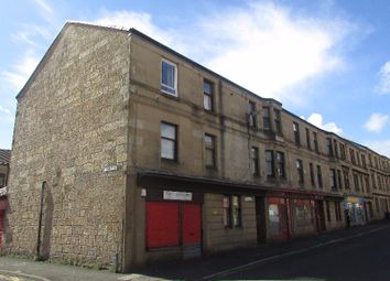 Thumbnail 2 bed flat to rent in Kilnside Road, Paisley, Renfrewshire