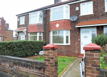 Thumbnail 3 bedroom terraced house for sale in Crayfield Road, Levenshulme, Manchester
